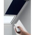 Velux DSL – zcela zatemňující roleta -dálkové ovl.na solární pohon